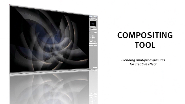 Image Composite Options, In-Camera