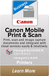 Canon Mobile Print & Scan for IOS
