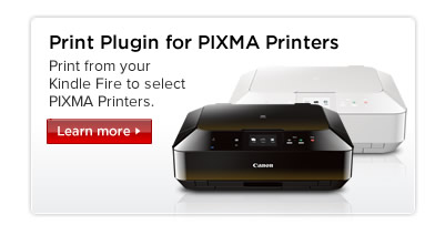 Print Plugin for PIXMA