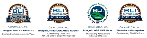 "BLI 2015 Summer ""Pick"" honors"