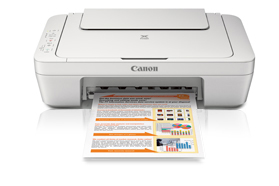 Canon Pixma MG2520 Printer Driver
