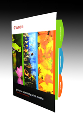 Canon Genuine Specialty Print Media