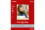 GP-601 Photo Paper Glossy - 4x6 - 50 sheets