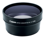Canon RC-72 0.8x Wide Angle Adapter for Ratio Conversion