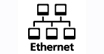 Ethernet : Supports wired LAN connections in addition to USB connections. This enables use of the printer to be shared between multiple personal computers, with each being able to display the status of the printer at any given time printing in progress, no paper, etc.