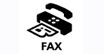 FAX : Supports the Super G3 standards to enable plain paper color facsimiles and PC facsimiles to be transmitted