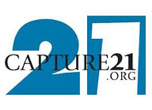 Capture 21 Logo