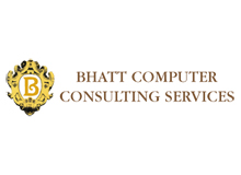 Bhatt Computer Consulting Services, LLC Logo
