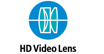 HD Video Lens : Using aspherical lens to achieve low chromatic aberration, and a super spectra coating technology to lower flare