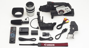 The Canon XL2 Kit