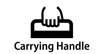 Carrying Handle : Easy to carry with a durable handle