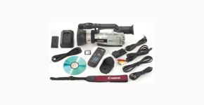 The Canon GL2 Kit - Item Code: 7920A001