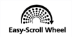 Easy-Scroll Wheel : Scroll and View - The Easy-Scroll Wheel lets you navigate to the functions you want, while you view your images on the TFT screen.