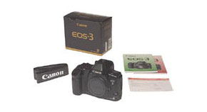 EOS-1V Kit Contents