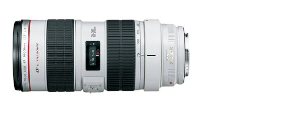 EF 70-200mm f/2.8L IS USM