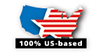 100% US Based Service and Support