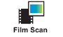 Film Scanning : The built-in film adapter unit allows you to eaily scan in slides and negatives