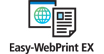 Collect, combine and edit multiple web pages to print your own layout using Easy-WebPrint EX