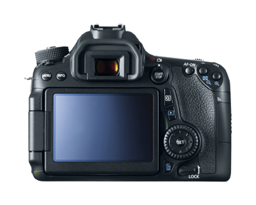 Canon 70D eos dslr new introduce spec
