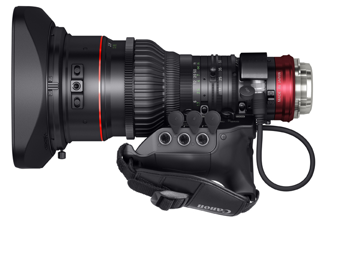 Canon Cine-Servo ENG Cinema Zoom Bottom Grip