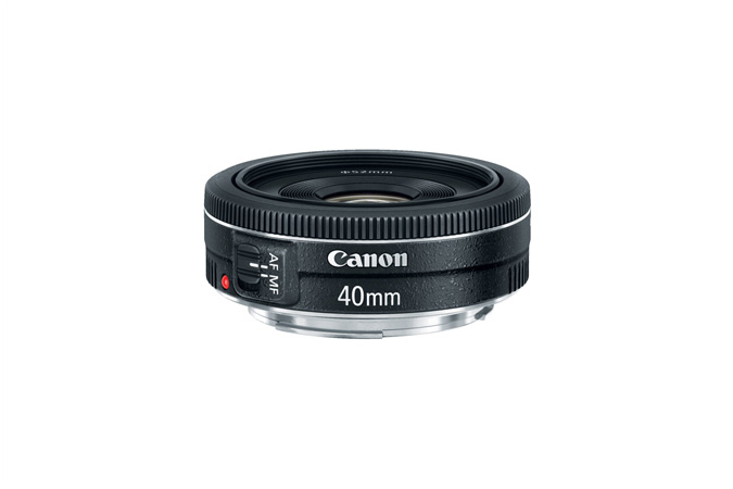 New Canon EF 40mm f2.8 Pancake Lens