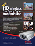 Canobeam DT-100 Series Data