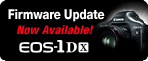 EOS-1D X Firmware Upgrade