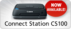 Store, view, share and manage your photos and videos with the new Canon Connect Station.