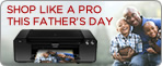 UP TO $300 TOTAL SAVINGS ON PIXMA PRO PRINTERS when you combine $100 instant savings and mail-in rebate offer.