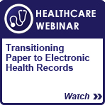 ADVANCED SOLUTIONS for Healthcare Webinar