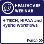 ADVANCED SOLUTIONS for Healtchare Upcoming Webinar