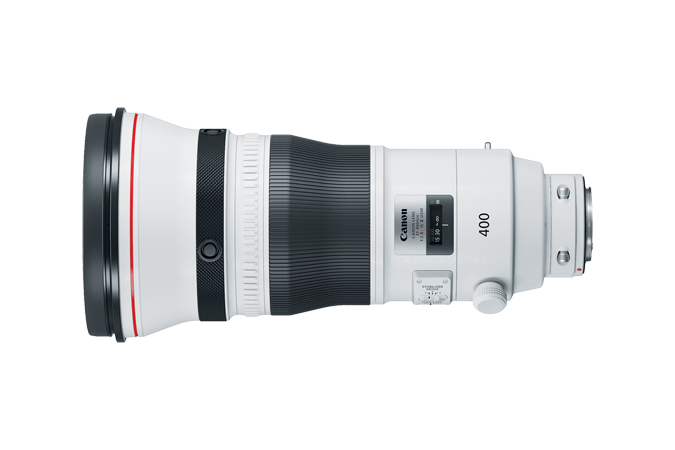 EF 400mm f/2.8L IS III USM (Side View)