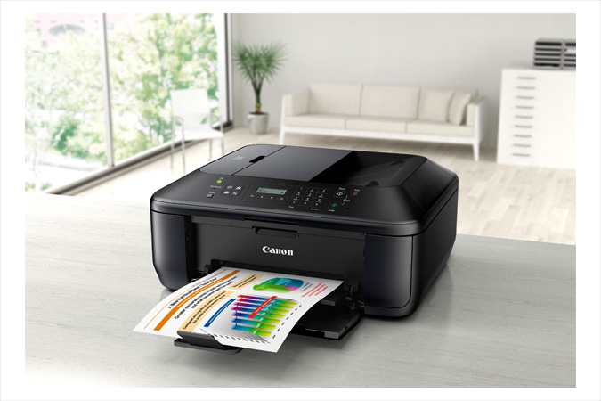 PIXMA MX372 Office All-In-One Printer - In Studio