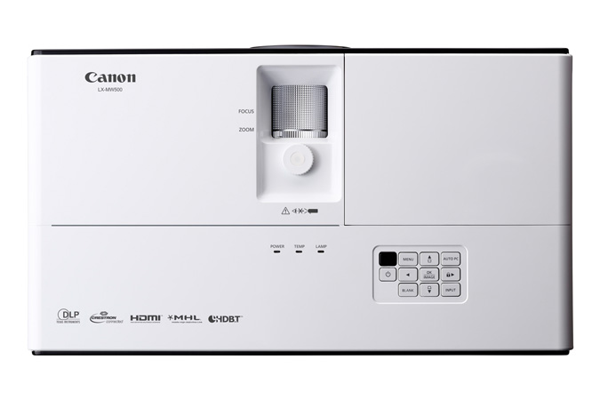 Canon LX-MW500 DLP Projector