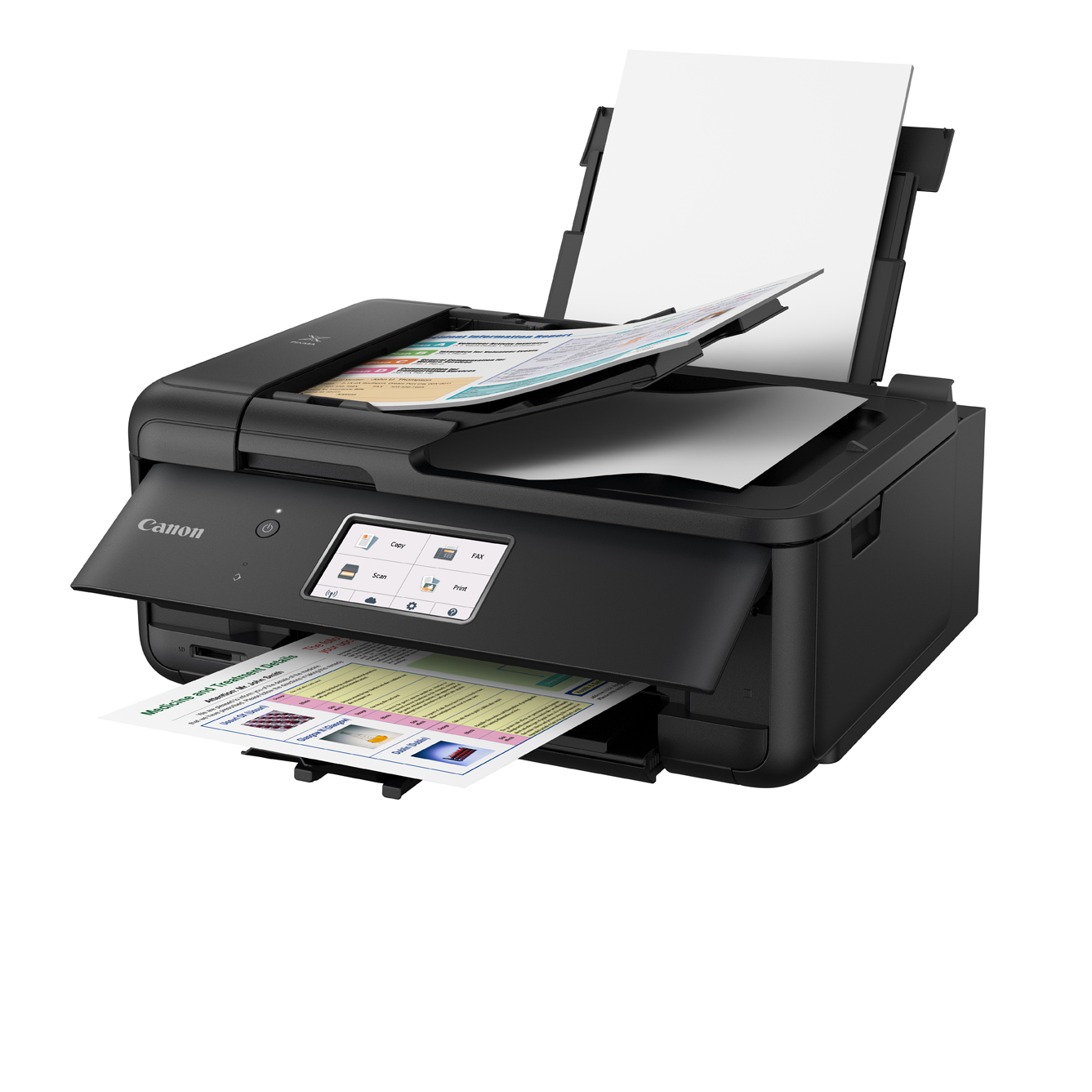 Canon Pixma Tr8520 Wireless Home Office All In One Printer ...