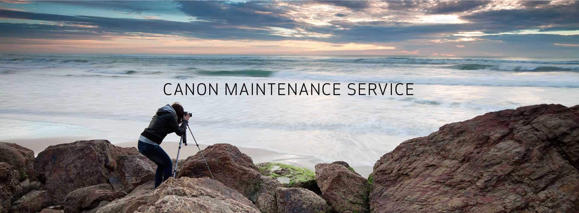 Canon Maintenance Service