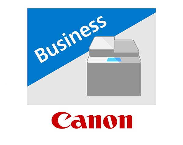 Canon Print Business Logo Image