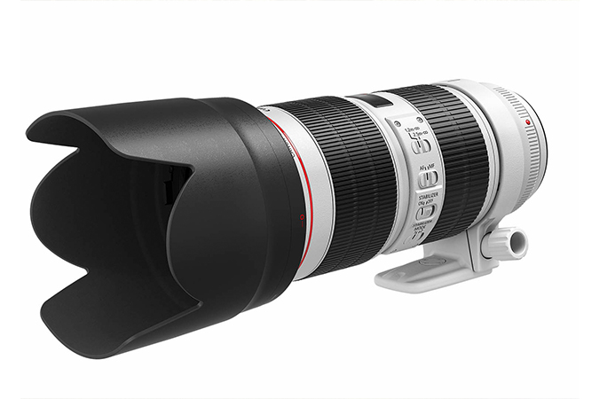 What's New: Two Updated L-series 70-200mm Lenses