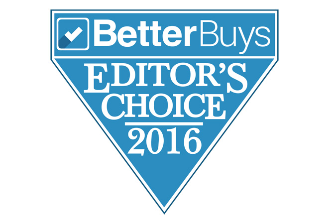 Better Buys Editor's Choice 2016