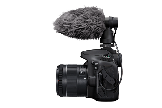 EOS 90D Video Creator Kit