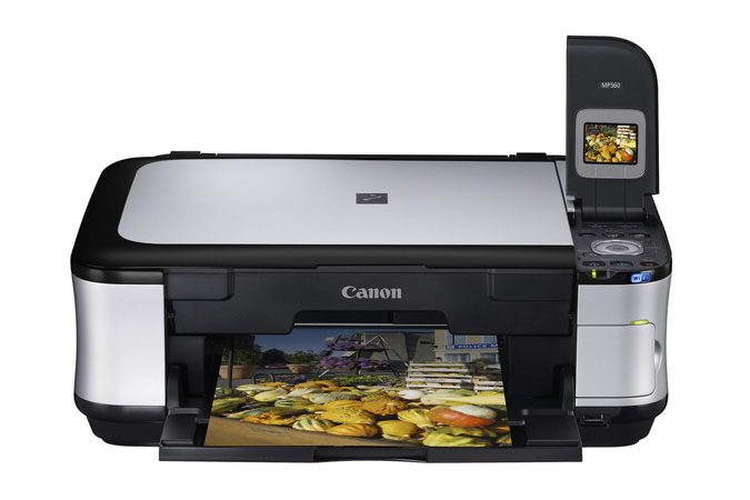 Canon MP560 Printer Driver Download