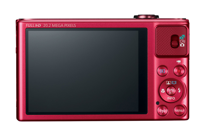 Powershot SX620HS in Red