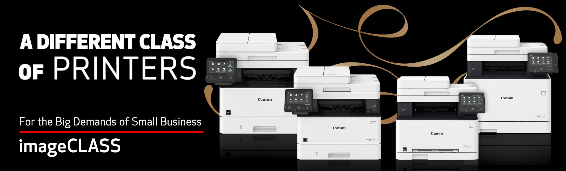 A New Class Of Laser Printers