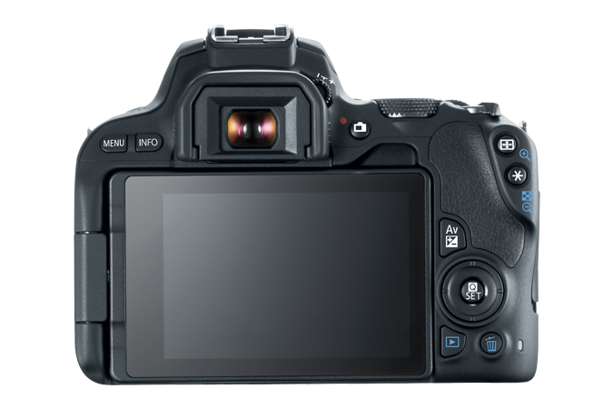 EOS Rebel SL2 Rear