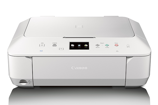 Canon Mg6620 White Pixma All In One Printer And Scanner Pixma Mg6620