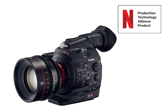 Cinema EOS C500 digital cinematography camera