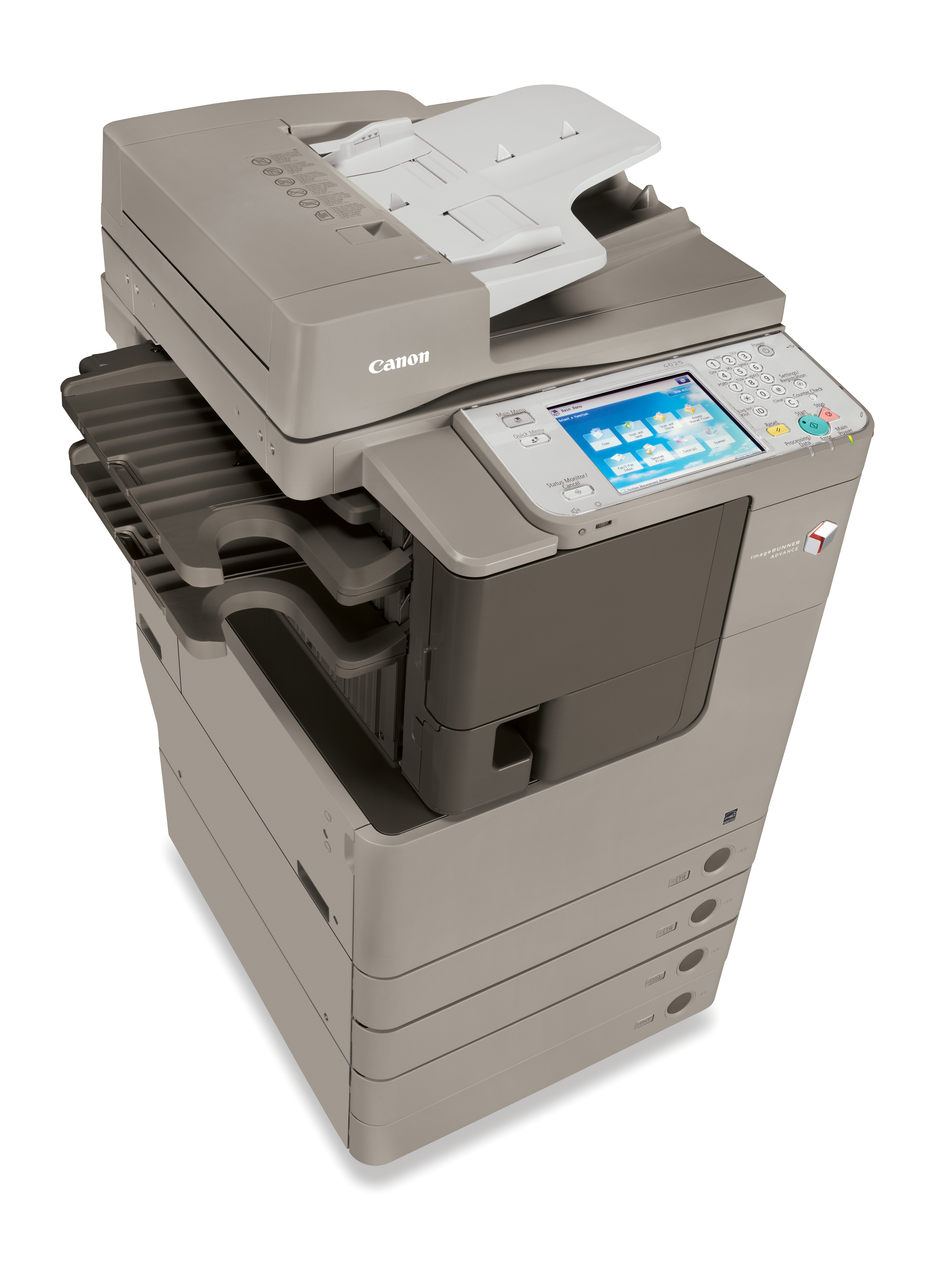 imageRUNNER ADVANCE 4000 series Download HiRes/300 ...