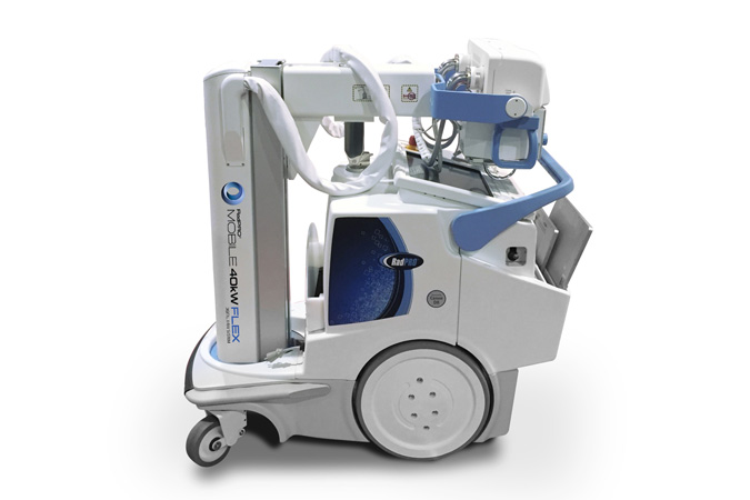 RadPRO Mobile 40kW Flex Digital X-rays