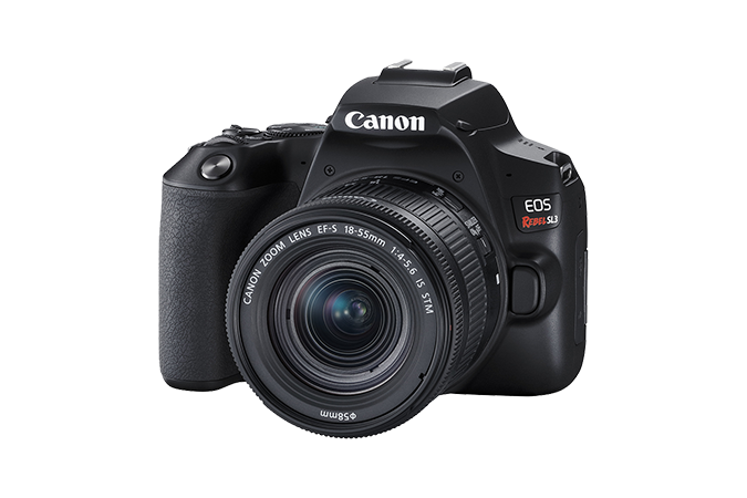 EOS Rebel SL3 (Black)
