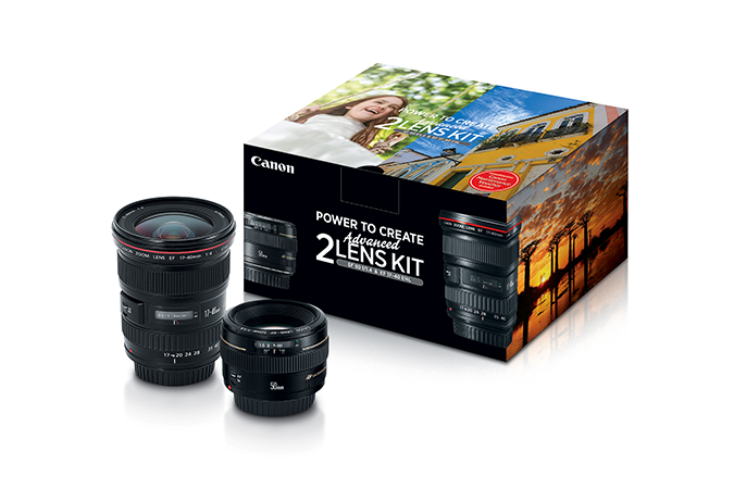 Advanced 2 Lens Kit